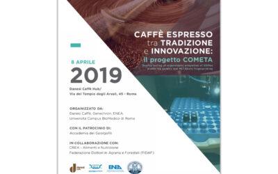 L'8 Aprile a Roma si terrà il kick-off meeting del progetto COMETA